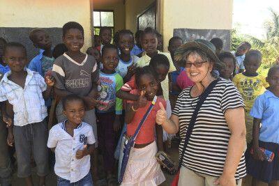 Mosambik ist spitze! Spaß mit der lokalen Chope-Bevölkerung, Community-Tour, Zavora – Dunes de Dovela Eco-Lodge