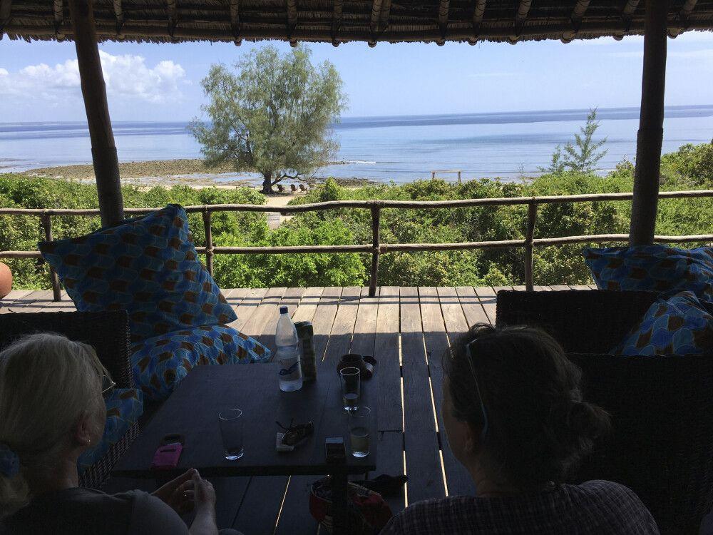 Ausblick auf die Memba Bay, Nacala – Nuarro Eco-Lodge & Dive Resort