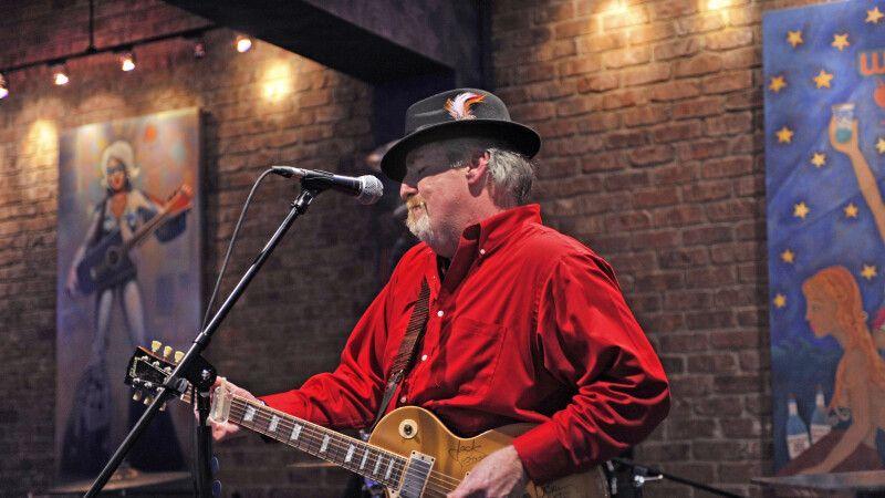 Konzert während der Blues Challenge, Memphis, Tennessee © Diamir