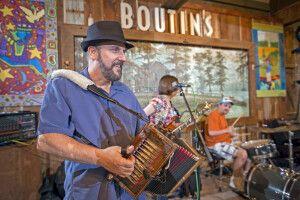 Cajun-Musiker