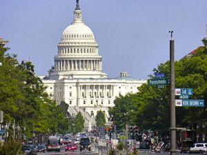 US Kapitol, Washington, DC