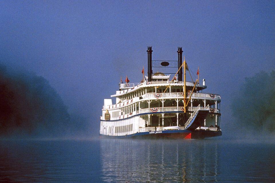 General Jackson Steamboat, Nashville, Tennessee