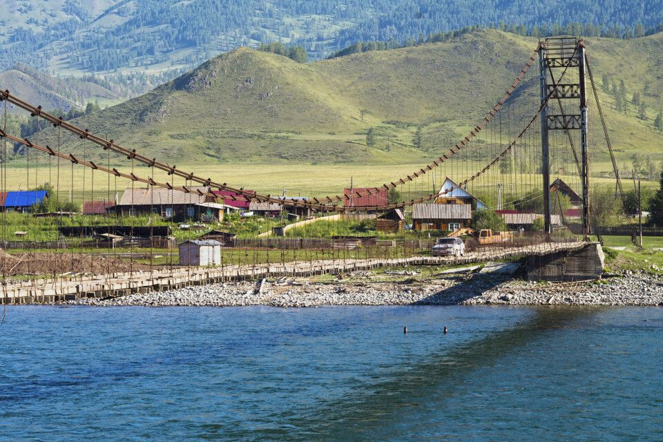 Dorf Tjungur