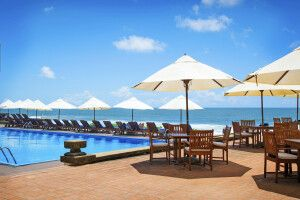 Hotel Galle Face Colombo - Pool