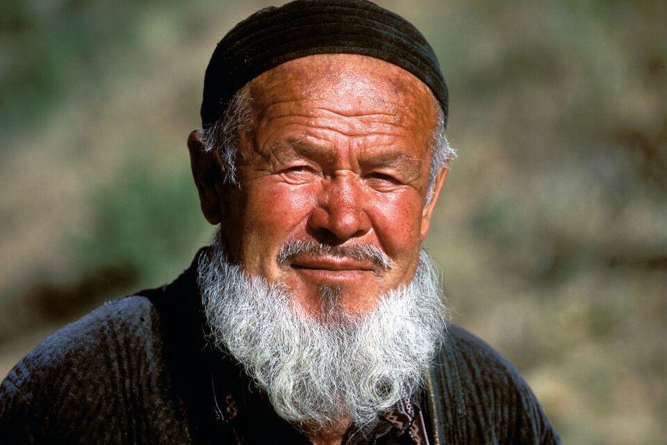Menschen in Tadschikistan