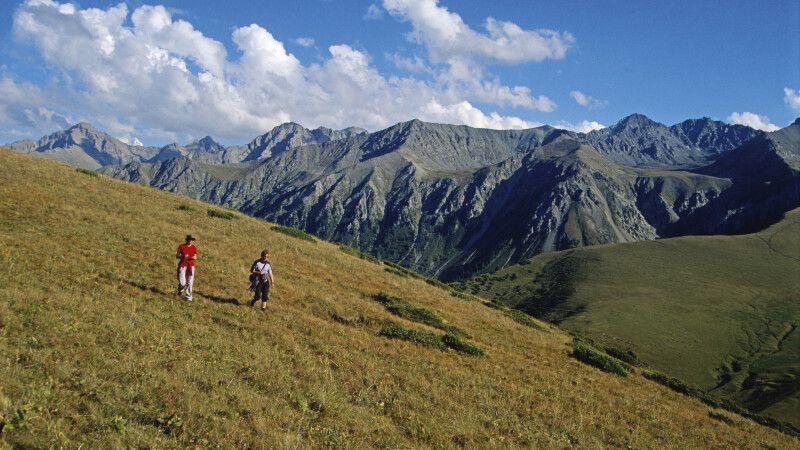 Terskey Trekking © Diamir