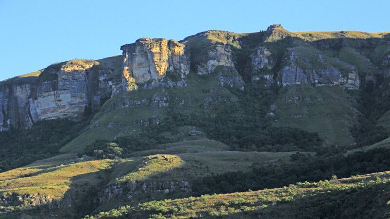 Drakensberge © Diamir