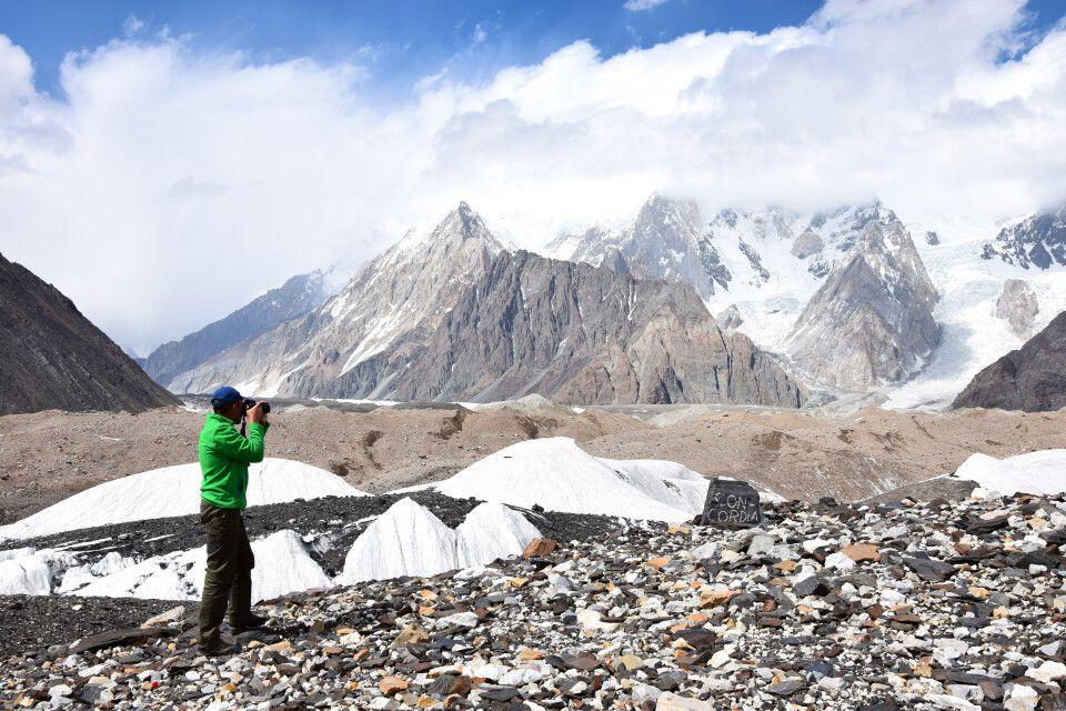 Magisches Ziel: Der Konkordia-Platz im Karakorum.