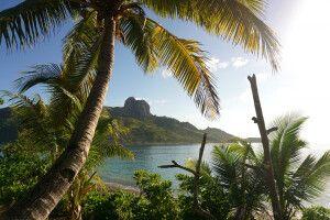 Szenerie der Yasawa-Inseln
