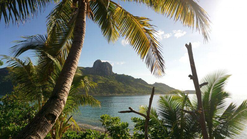 Szenerie der Yasawa-Inseln © Diamir