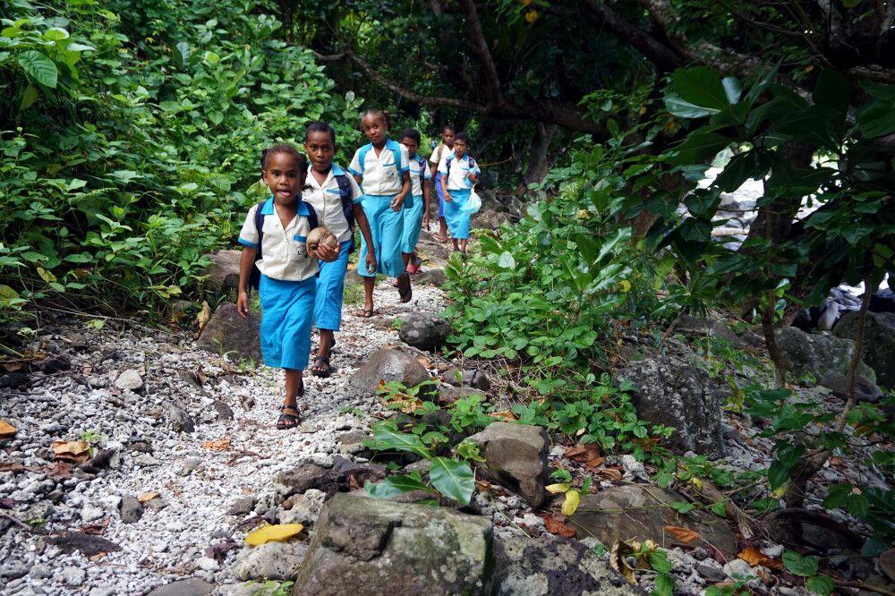 Begegnungen auf Fiji