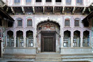 Haveli in Nawalgarh