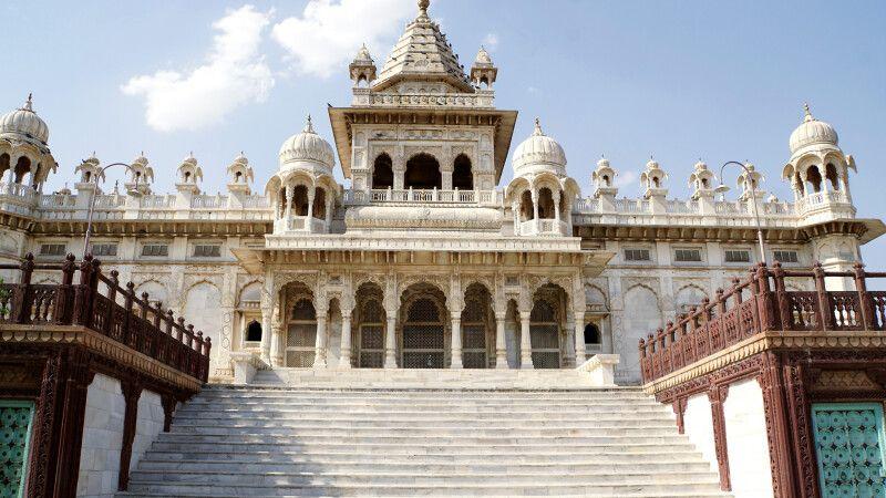 Jodhpur Jaswant Thada © Diamir