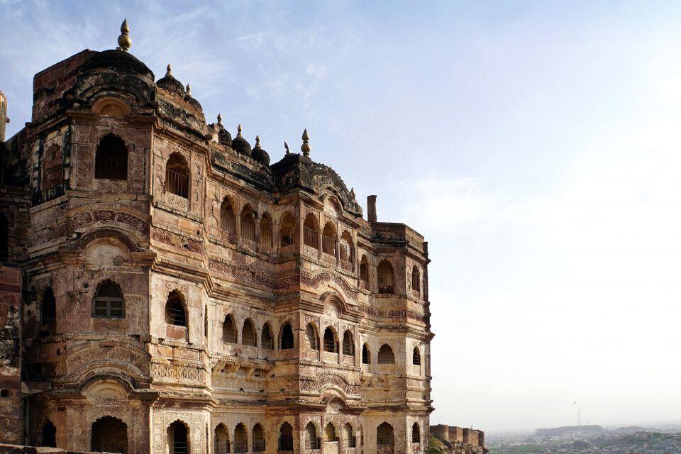 Jodhpur Meherangarh Fort