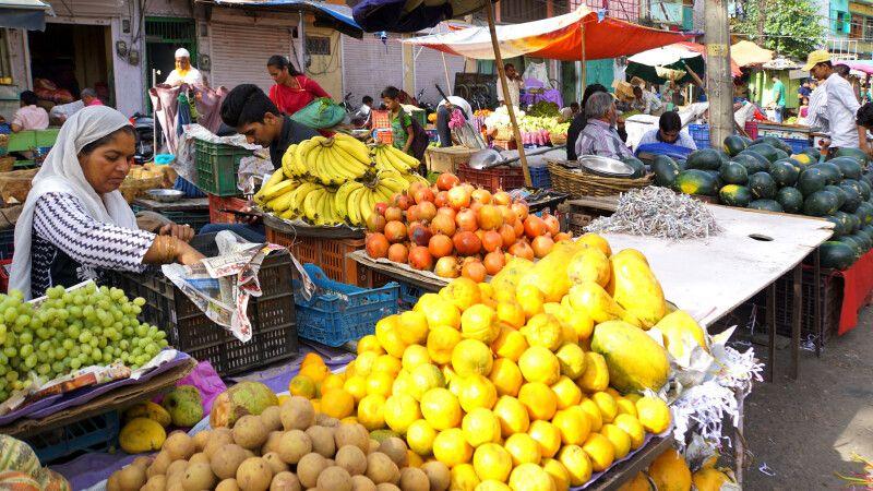 Udaipur Markt © Diamir