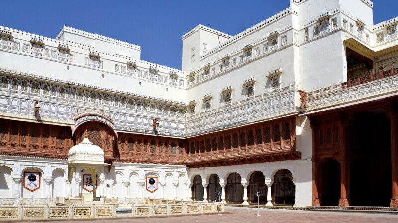 Bikaner Junagarh Fort © Diamir