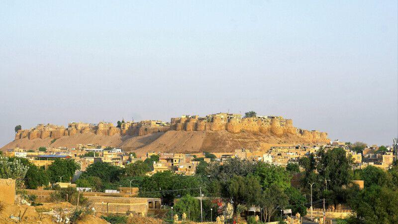 Jaisalmer Festungsanlage © Diamir