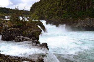 Petrohue Wasserfälle