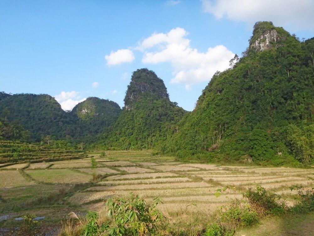 Trekking in Nordvietnam