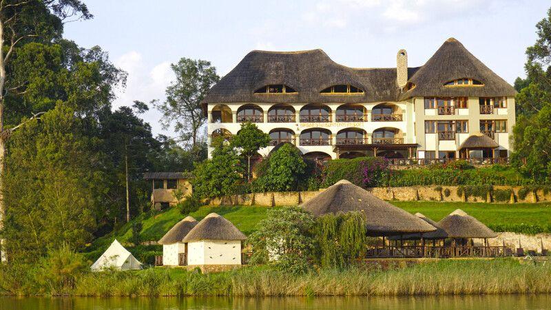 Birdnest @ Lake Bunyonyi Resort © Diamir