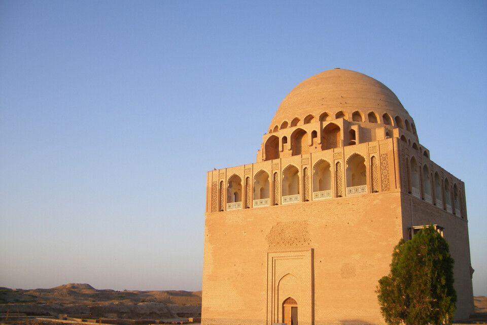 Merw_Sultan Sanjar Mausoleum