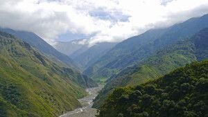 Landschaftsimpressionen an der Route Cornisa