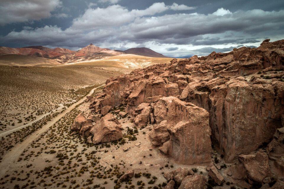 Unterwegs im chilenischen Altiplano