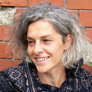 Reiseleiterin Gilda Bartel