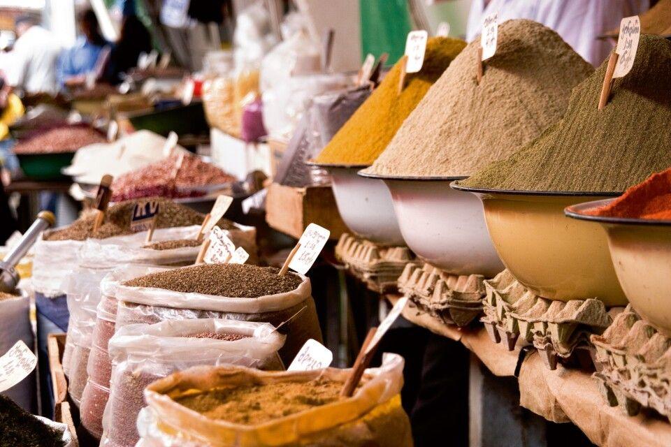 Gewürzmarkt in Kutaissi