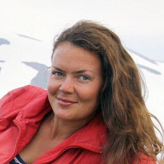 Reiseleiterin Alyona Trubnyakova