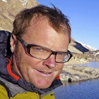 Reiseleiter Gunther Knauthe