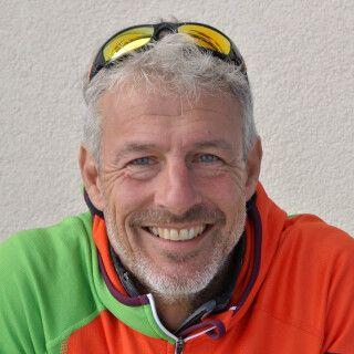 DIAMIR-Tourenleiter Andreas Höninger