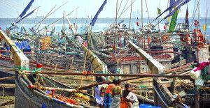 Fischereihafen Chittagong