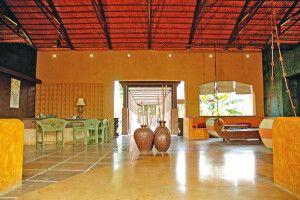 Hotel Van Vilas Kanha - Lobby
