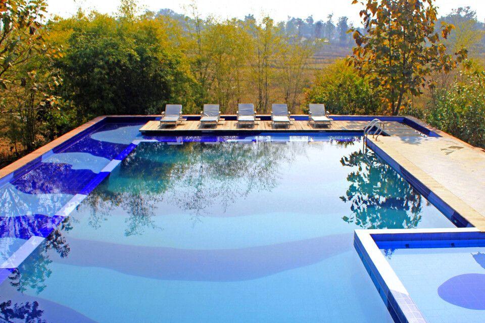 Hotel Van Vilas Kanha – Pool