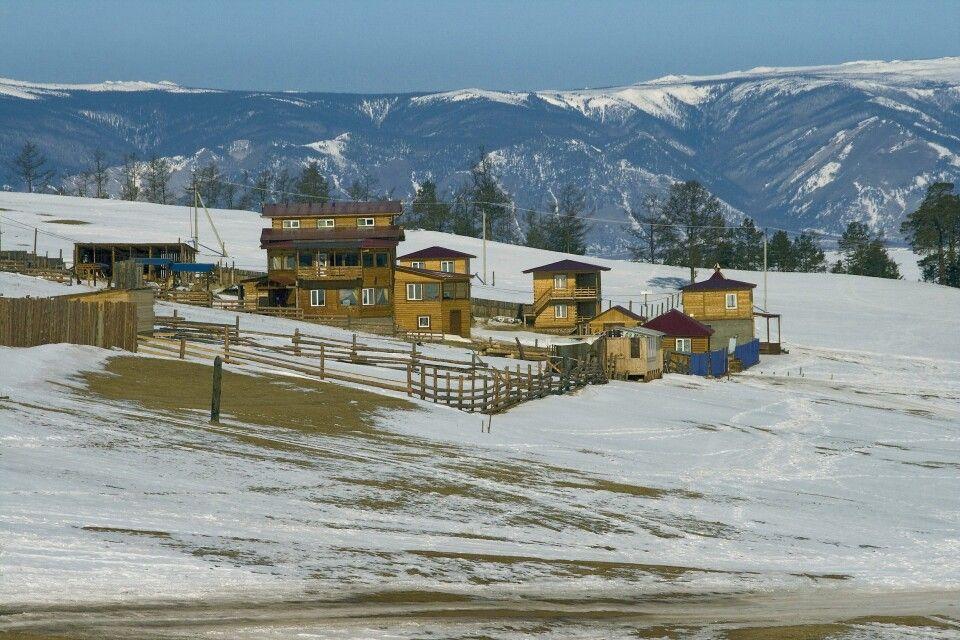 Camp auf Olchon