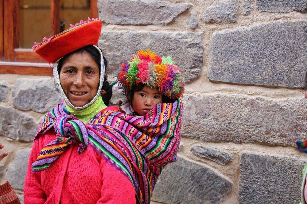 Gelebte Tradition und leuchtende Farben