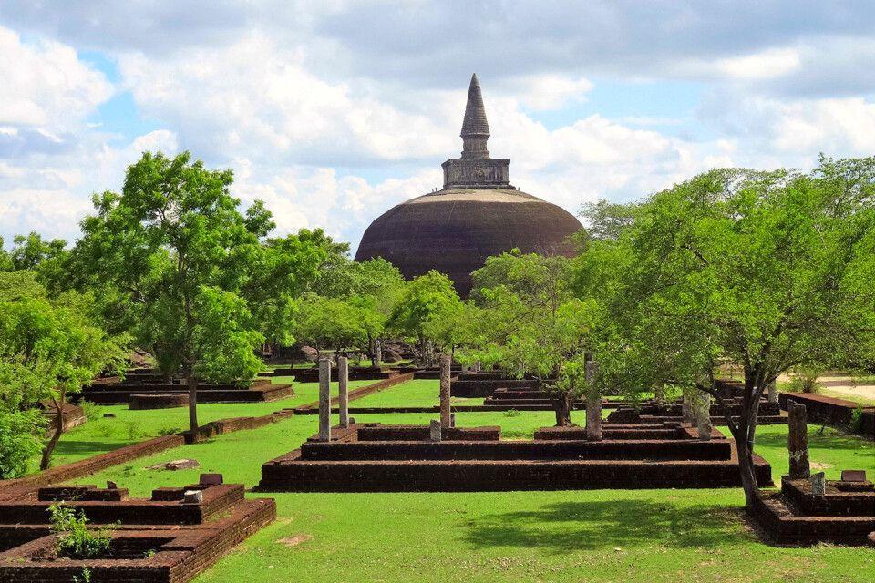 Tempelanlage Polonnaruwa