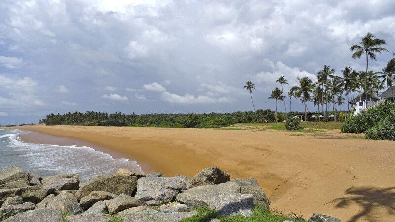 Westküste oberhalb Negombo © Diamir