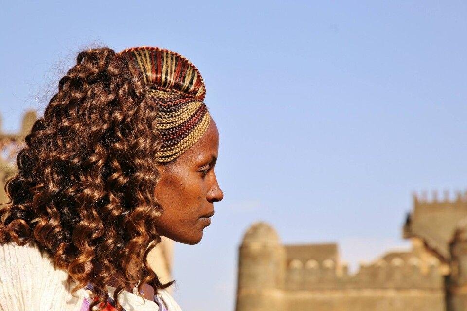 In der Königststadt Gondar