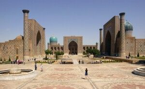 Registan von Samarkand