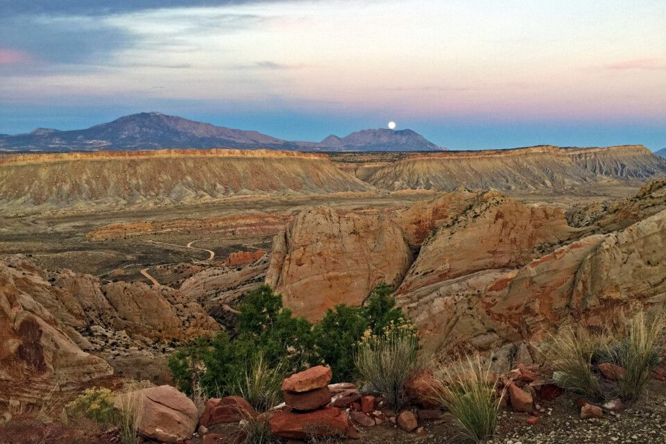Burr Trail, Capitol Reef National Park, Utah