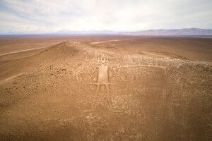 Geoglyphen: Der Riese der Atacama