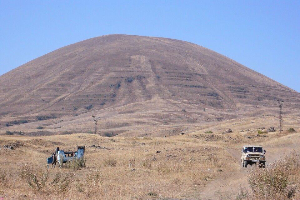 Alter Vulkan