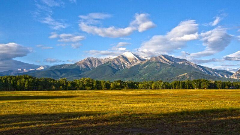 Mount Princeton, einer der 14.000er-Gipfel in den Collegiate Peaks, Colorado © Diamir