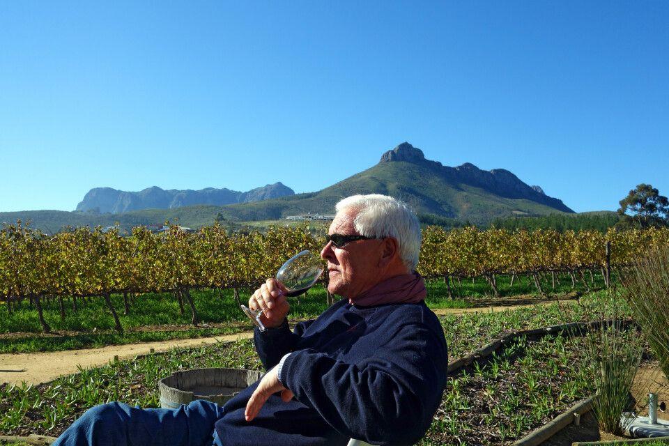 Südafrika – Stellenbosch Neil Ellis Wines