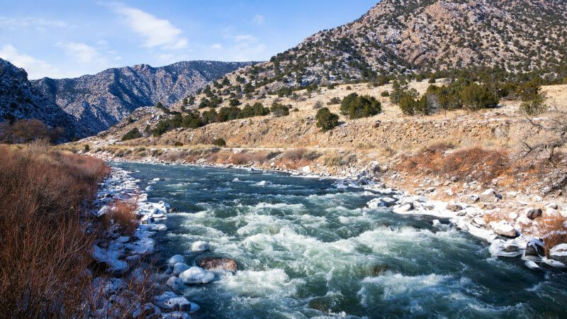 Am Oberlauf des Arkansas River, Colorado © Diamir