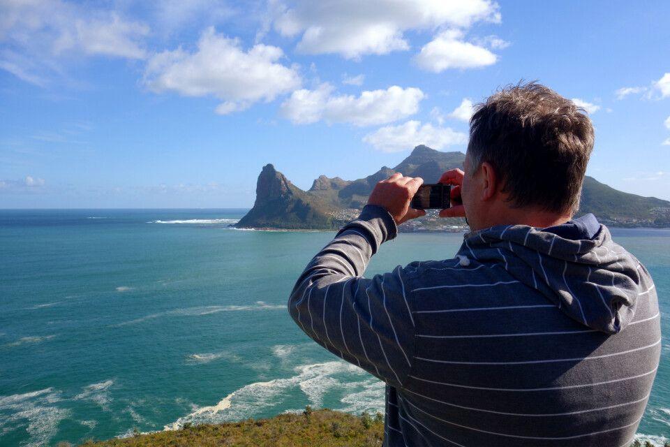Südafrika – Blick auf Hout Bay