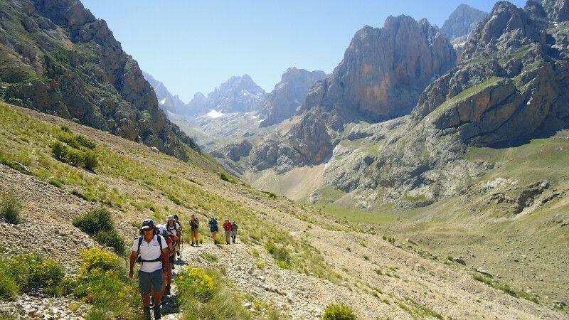Aladaglar-Gebirge © Diamir