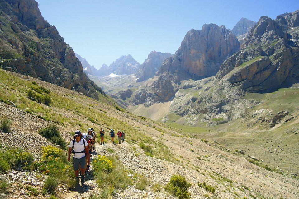 Aladağlar-Gebirge